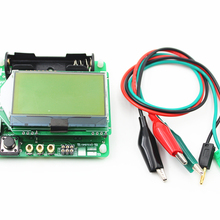 ЖК 12864 Mega328 Транзистор тестер Диод Триод Емкость LCR ESR метр