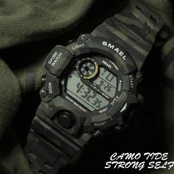 שעון צבאי ספורטיבי לצלילה