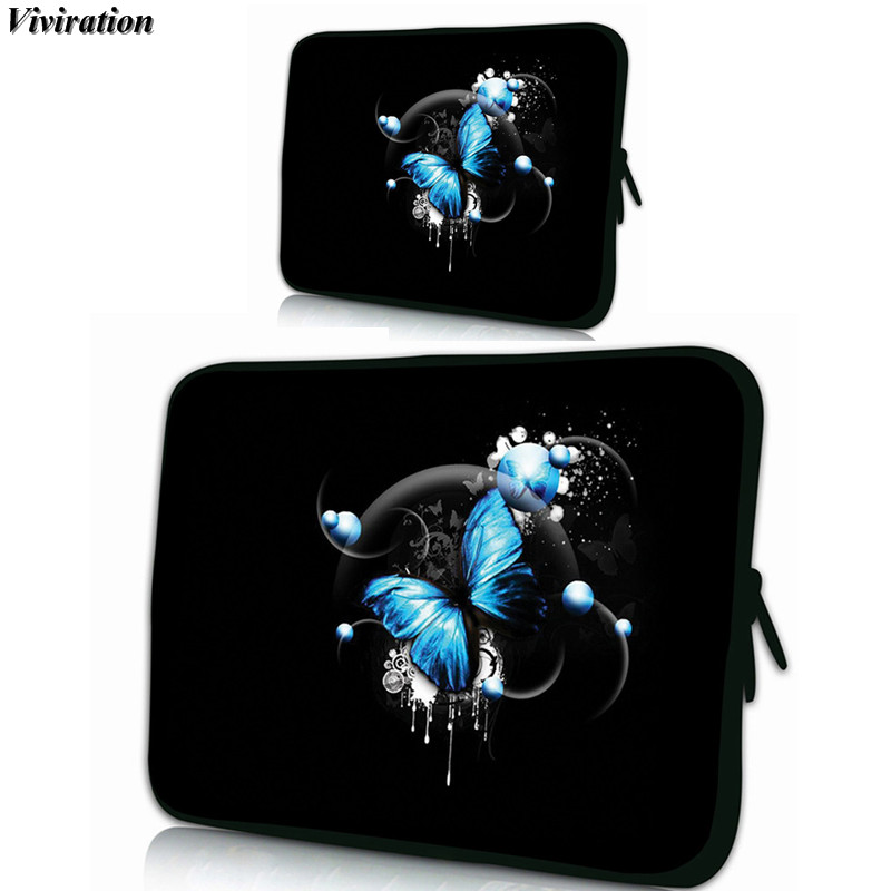Viviration Funda Portatil 15.6 Laptop Bag 17 15 14 13 12 10 7 Inch Notebook Pouch Cover Women Carry Sleeve Case For Xiaomi Air