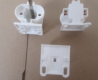20pcs/lot <font><b>G23</b></font> Lamp Bases And Lamp Holders, Light <font><b>Socket</b></font> For PL Lighting CE image