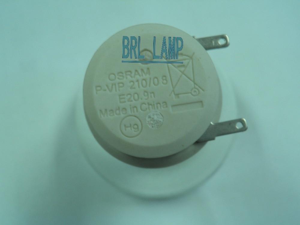 100% Original&New bare OSRAM P-VIP 210/0.9 E20.9/SP.77011GC01  Projector Lamp For Optoma HD200D/HD28DSE simfer b6eo 77011