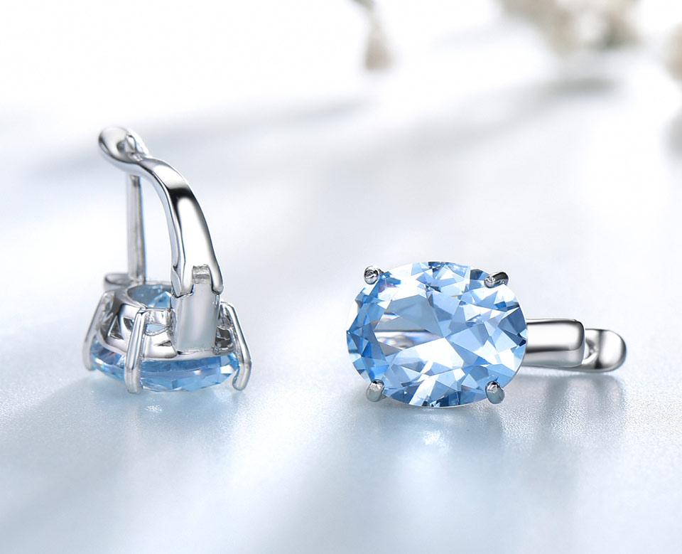 UMCHO-Sky-blue-topaz-925-sterling-silver-clip-earrings-for-women-EUJ085B-1-PC_05