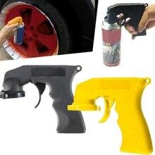 Портативная ручка распылитель аэрозоль спрей может обрабатывать с полной рукояткой триггера для покраски