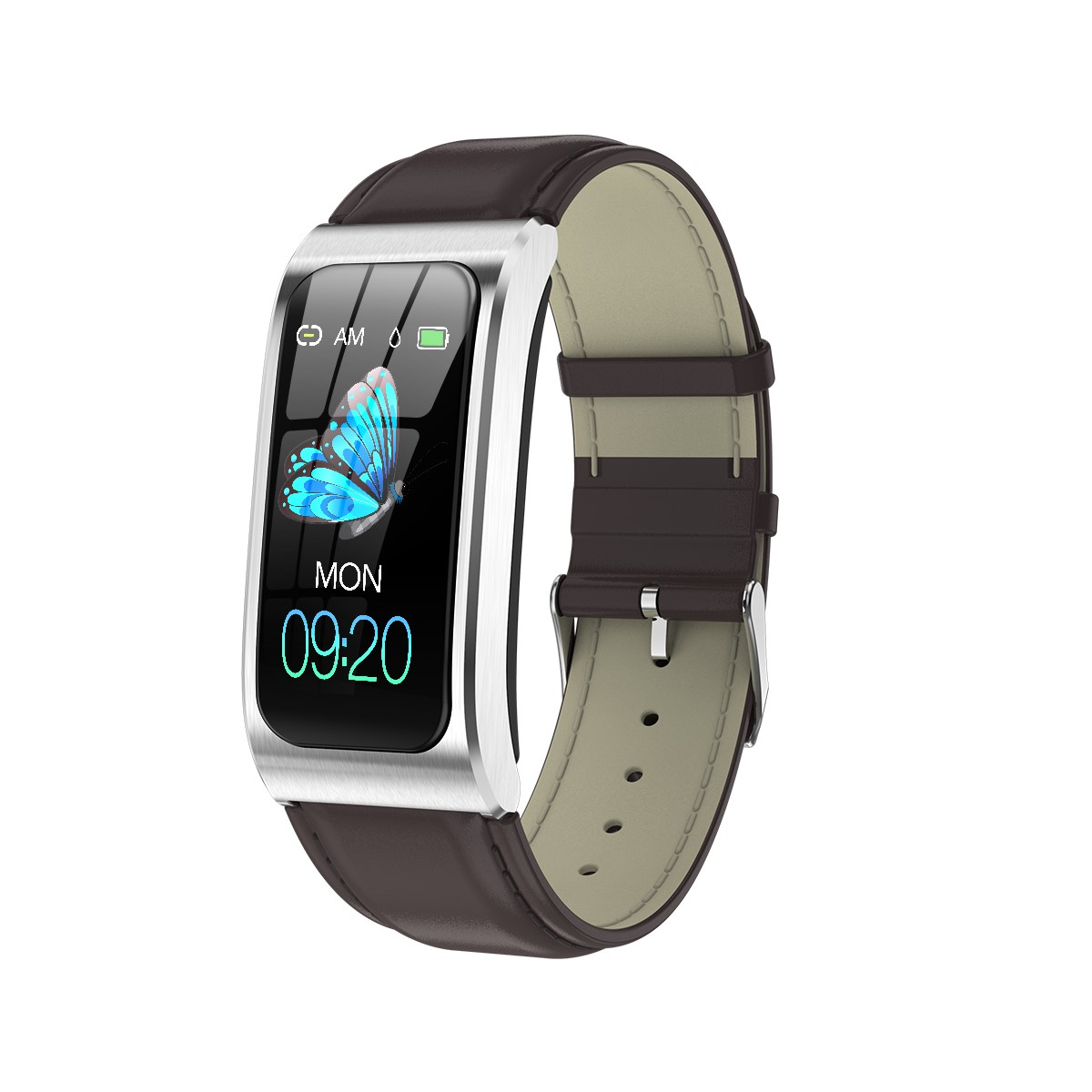 """Smartwatch 1,14"""" IP68 impermeable Android IOS 26"""