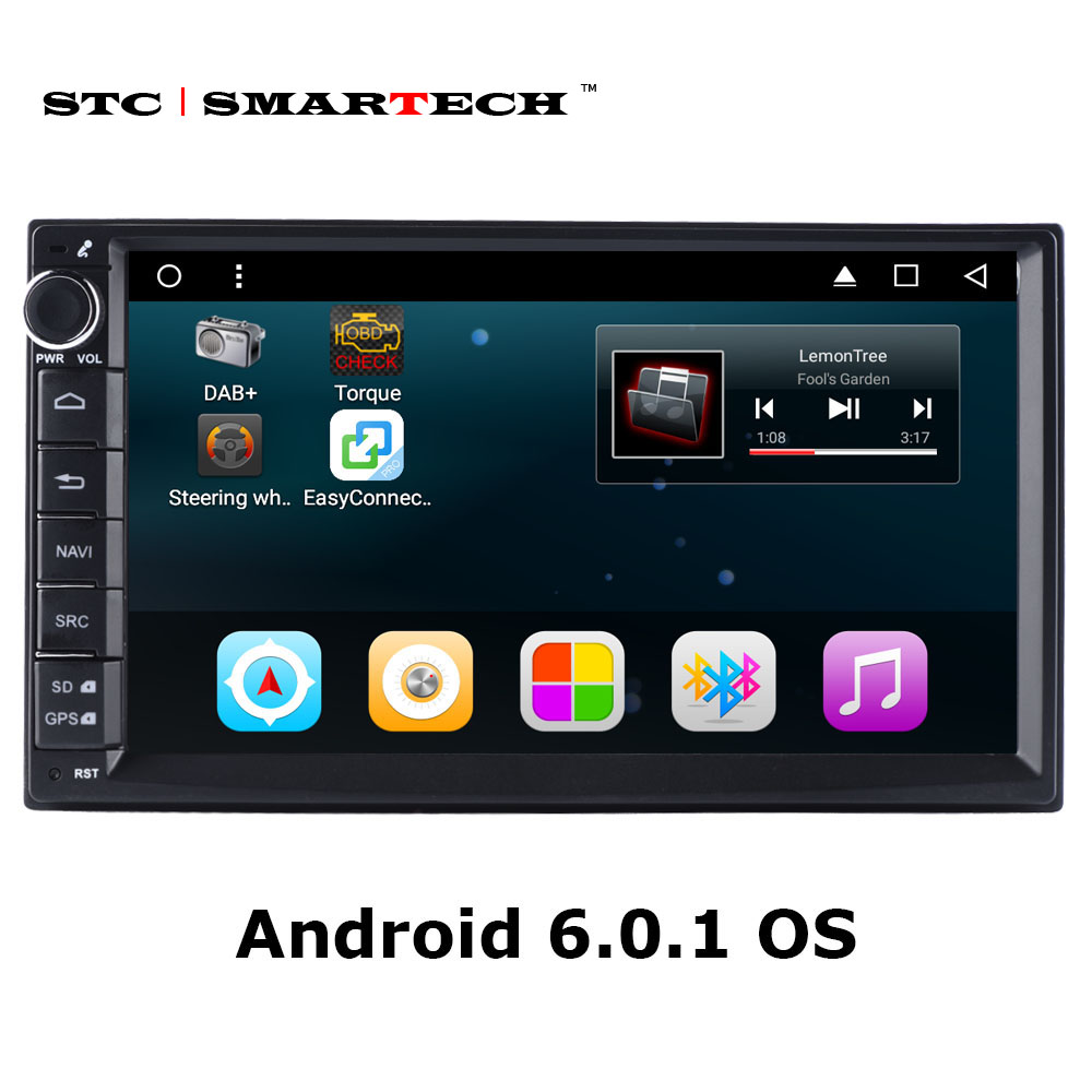 2 din Android 6 0 font b Car b font Radio Multimedia Player font b GPS