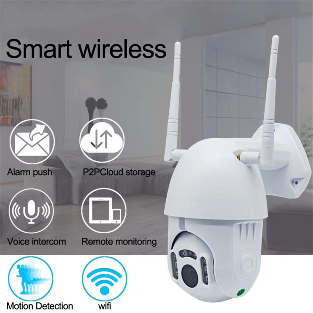 HD 1080P WIFI PTZ IP Camera Outdoor Wireless Speed Dome CCTV Home Security Camera ONVIF IR-CUT Home Surveilance Waterproof