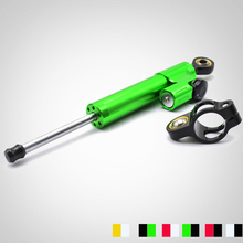 Motorcycle Universal Stabilizer Damper Complete Steering Mounting Bracket for KAWASAKI 250SL ZX6R VERSYS1000 Versys650 Z250 J300