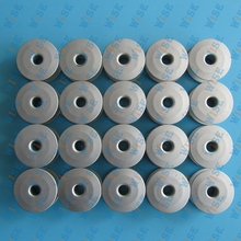 "CONSEW 206RB BROTHER B797 ALUMINUM ""M"" BOBBINS (20EACH)"