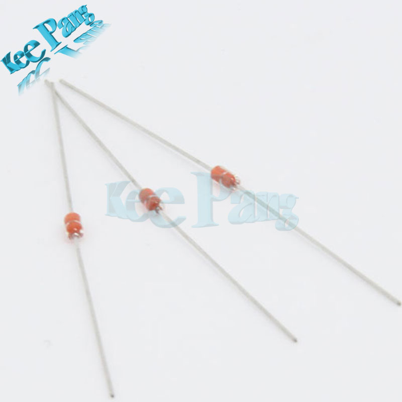 10pcs 100K ohm NTC Thermistor for 3D Printer Reprap High Quality ,freeshipping