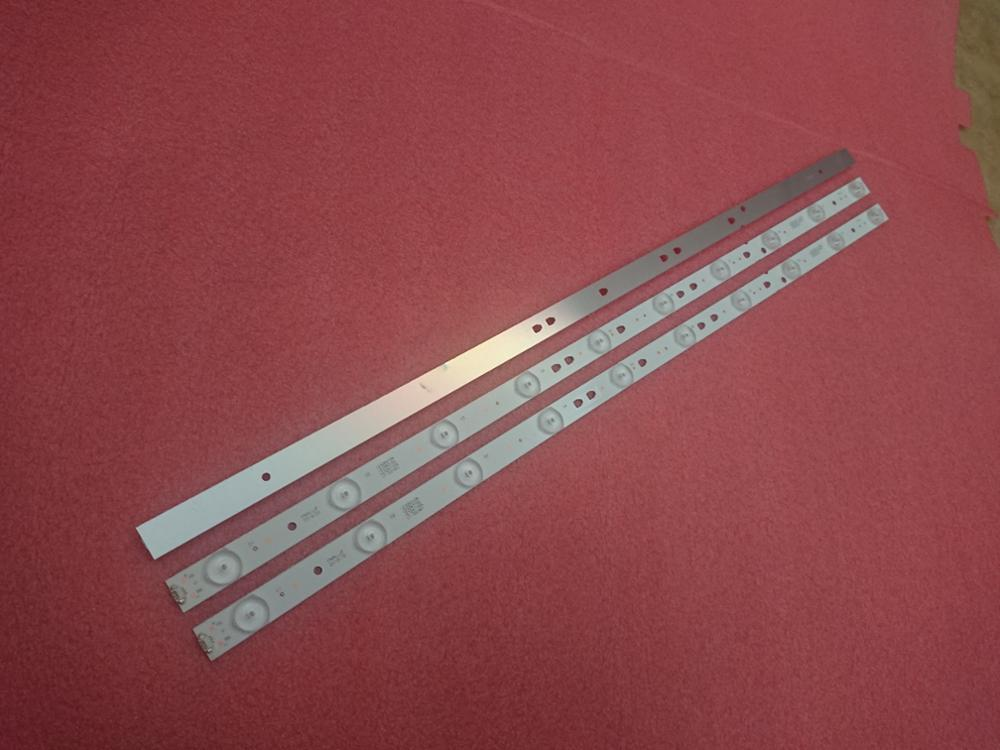 New 15 PCS 10LEDs 635mm For LED Strip 32PAL535 LE32B310N LED315D10-07(B) 30331510219 LED315D10-ZC14-07(A) 30331510213