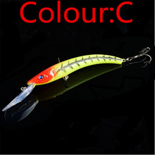 WDAIREN 1PCS 15.5cm 16.3g Wobbler Fishing Lure Big Crankbait Minnow Peche Bass Trolling Artificial Bait Pike Carp lures FA-311