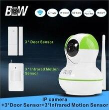 BW12GR Night Vision WiFi font b Camera b font IP 3 font b Door b font