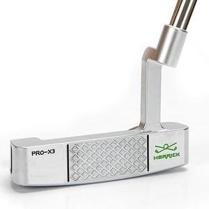 Image 4 - Клюшка для гольфа, Мужская правая 33 34 35 дюймов, Серебристый Стальной полукруглый вал, бесплатная доставка