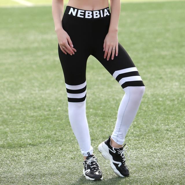 NEBBIA 2018 Yoga Pants Women Leggings Sport Yoga Leggings Pants Running Trousers Tights Gym Training Legging Sport Femme Fitness
