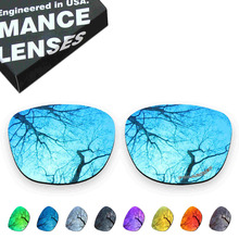 ToughAsNails Resist Seawater Corrosion Polarized Replacement Lenses for Oakley Trillbe X Sunglasses - Multiple Options