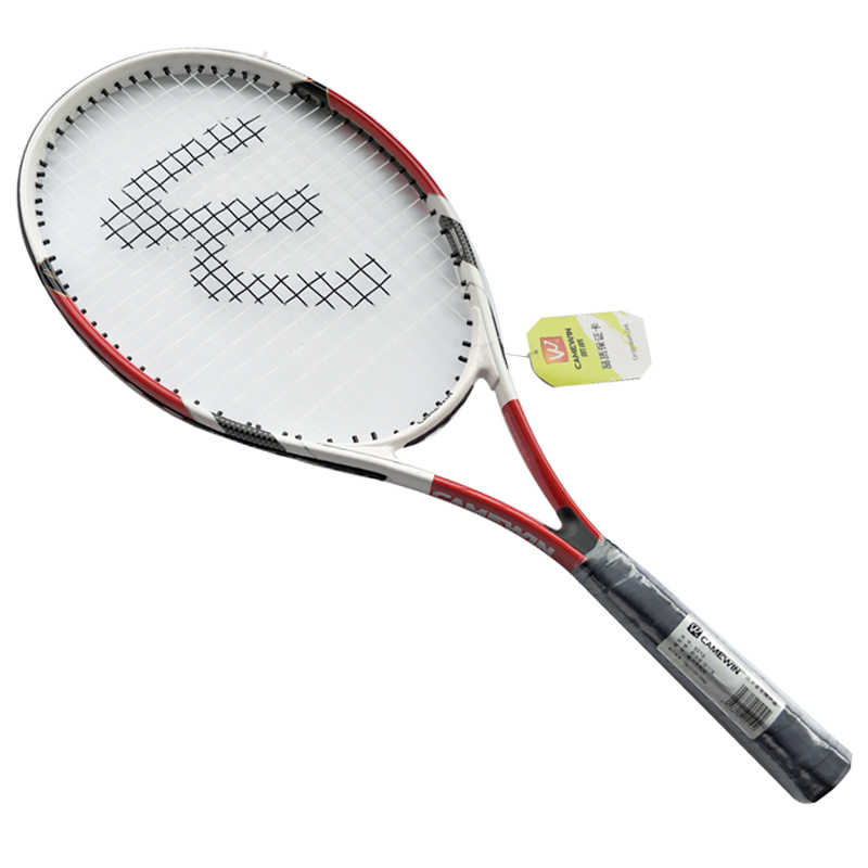 CAMEWIN Brand 1 Pair Carbon Fiber Tennis for tenis masculino Men and Women Racket with Tennis Bag raquete de tenis (1 Pair=2PCS)