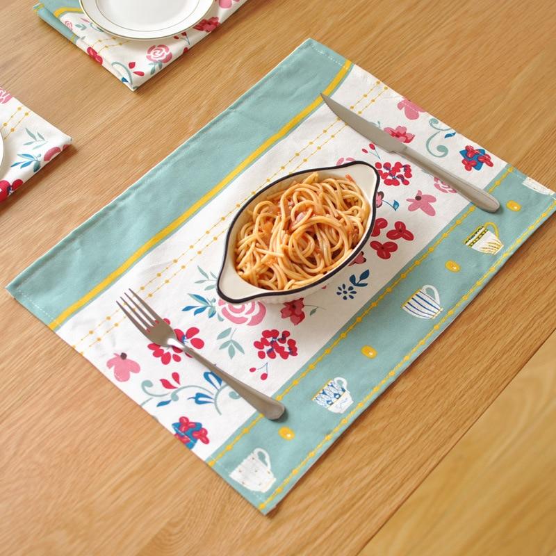 3045cm cotton linen napkins cloth napkins placemat wedding napkins serviette de table mariage wedding