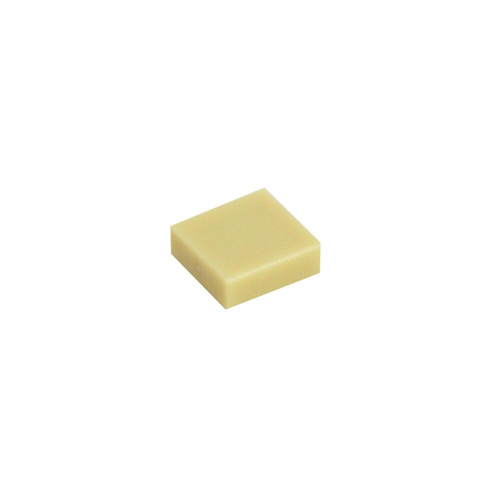 Image 4 - 2000 個フラットタイル 1 × 1 と溝 diy ビルディングブロック qr コードアクセサリーおもちゃスムーズ moc 車仕上げタイルレンガ部品 3070ブロック   -