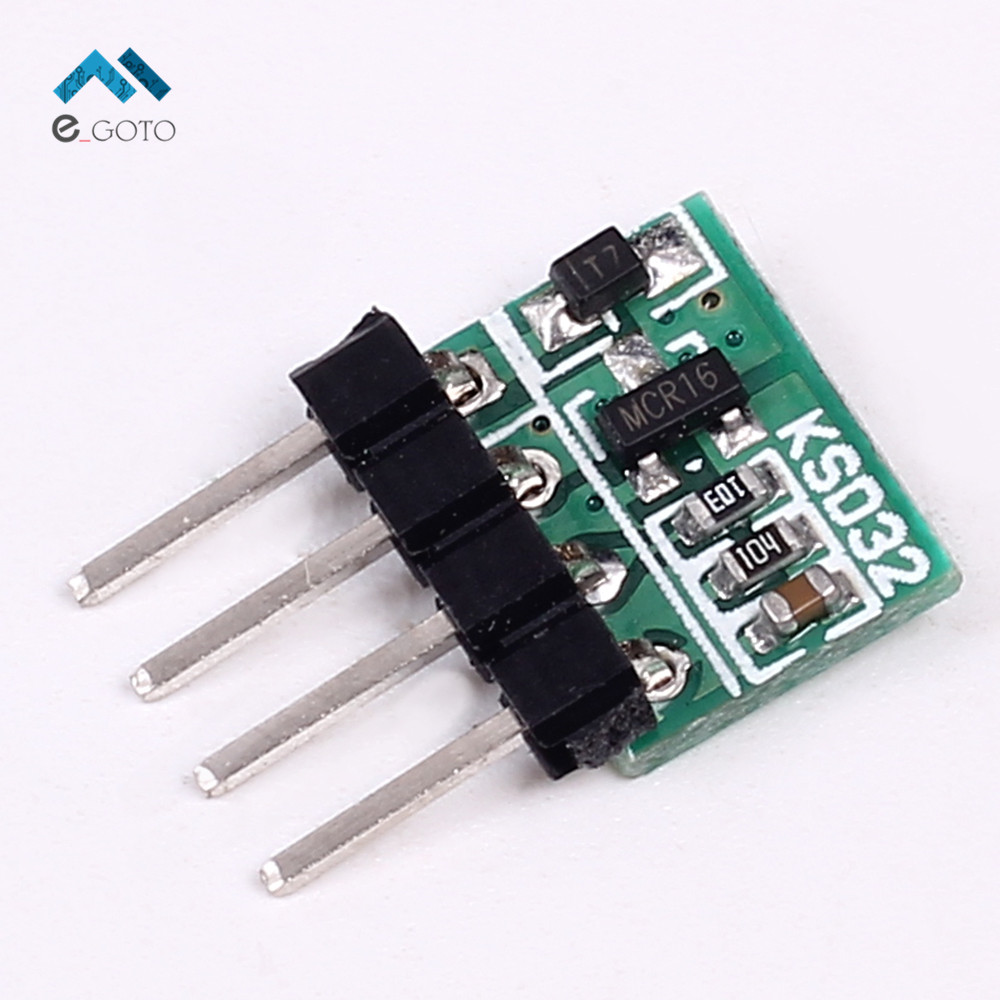 KSD32 Single Key Switch Self Lock Module High Level Trigger Touch On Module DC 3 60V