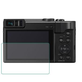 Szkło hartowane osłona ekranu dla Panasonic LUMIX TZ90 ZS70 TZ70 ZS50 TZ85 TZ57 TX1 TX2 ekran LCD folia ochronna tanie i dobre opinie Setoobay Kamera Perfect fit Tempered Glass LCD Display Screen Protector Cover Guard