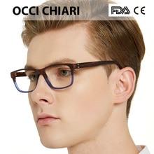 76f6deb9612f OCCI CHIARI Women Optical Glasses Frame Matte Hand Made Full-rim Lens  Medical