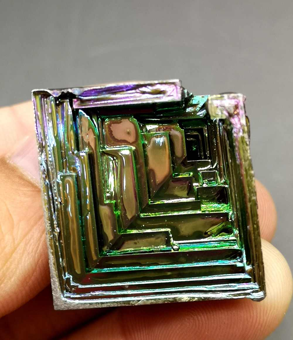 60g Bismuth Crystals Bismuth Metal crystal from china Free shipping!!!