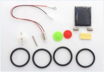 13 In 1 Educational Solar Robot Kit  4