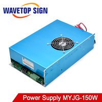 WaveTopSign CO2 Laser Power Supply 150W for CO2 Laser Engraving Cutting Machine MYJG 150 150W