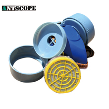 Working Dust Mask Respirator Gas masks High Quality Chemical Respirator Mask Pesticides Paint Spray Industrial Safety Gas Masks
