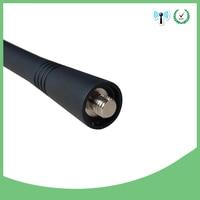 מכשיר הקשר 5pcs מכשיר הקשר אנטנה VHF 136-174Mhz תואם עבור מוטורולה GP88 GP300 GP320GP340 GP360 GP1280 HT50 HT600 HT750 HT1250 (4)