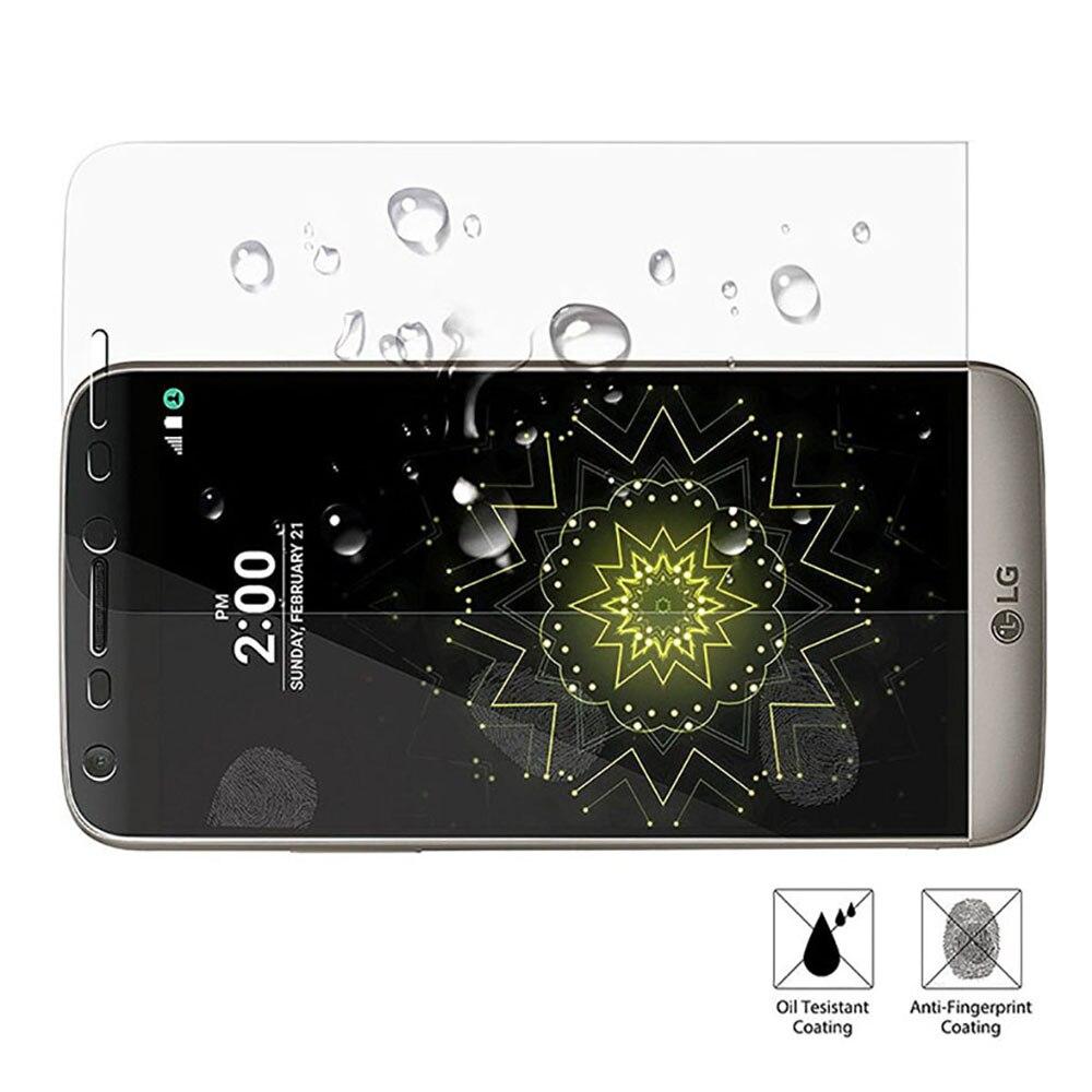 UVR För LG G5 Full täckning Skrapskydd Mjuk skärmskydd de Pantalla - Reservdelar och tillbehör för mobiltelefoner - Foto 3