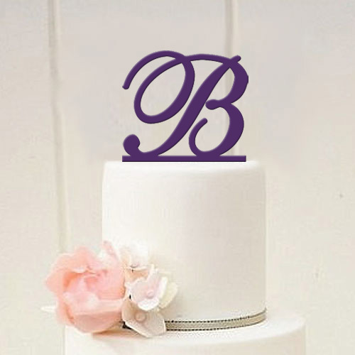 monogram wedding cake toppers aliexpress acquista traditianal wedding cake topper 5998