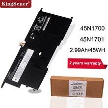 KingSener X1 ноутбук Батарея 45N1700 45N1701 45N1702 45N1703 для lenovo ThinkPad X1 углерода Gen 3 серии 4ICP5/58/73-2 15V 45WH