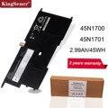 Аккумулятор для ноутбука KingSener X1 45N1700 45N1701 45N1702 45N1703 для Lenovo ThinkPad X1 Carbon Gen 3 Series 4ICP5/58/73-2 15V 45WH