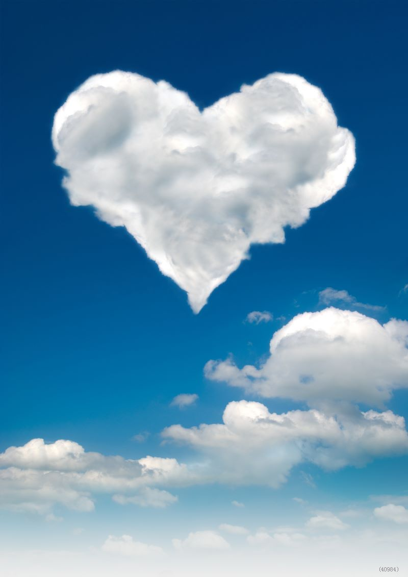 цены  New arrival 5*7ft cloud love backdrop photo background 40984,vinyl backdrops for photography,wedding studio background