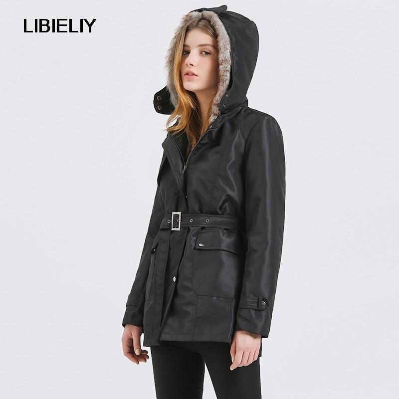 livraison rapide conception de la variété ramasser € 67.79 26% de réduction Belles femmes manteaux et vestes d'hiver fausse  fourrure femme Parka chaude capuche manteau grande taille 2XL  surdimensionné ...