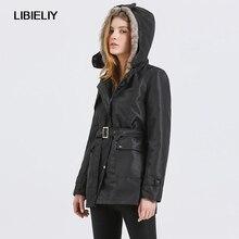 Nice Women Winter Coats And Jackets Faux Fur Woman Warm Parka Hood Coat Plus Size 2XL Oversized Basic Jacket