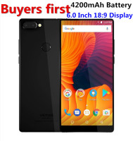 Vernee Mix 2 Mobile Phone 6GB 4GB RAM 64GB ROM MTK6757 Octa Core 6 0 Inch