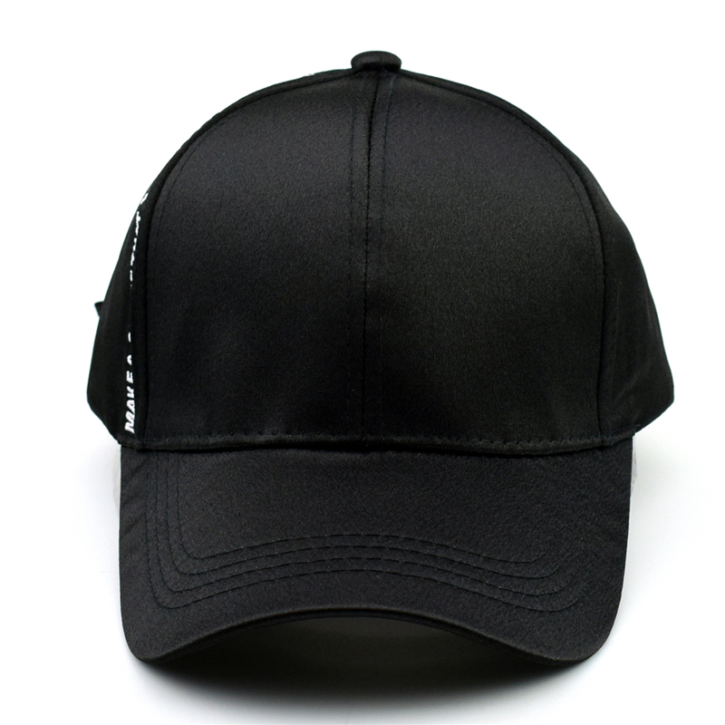 d23ef5aab5c Baseball cap smooth fabric trucker hats fashion street shopping jpg 800x800  Smooth hats