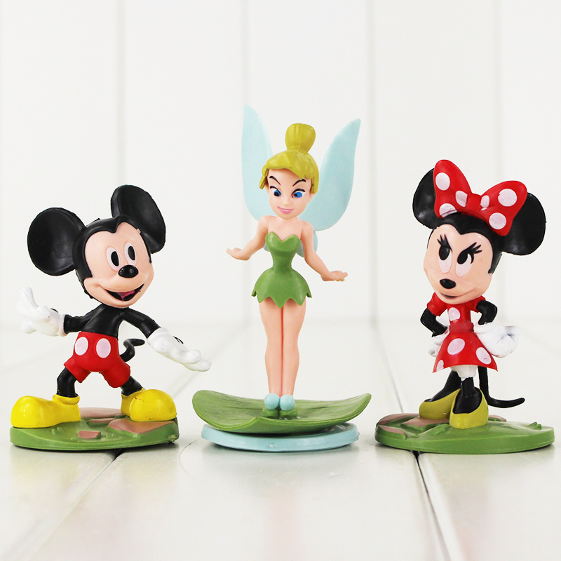 BULLYLAND DISNEY PETER PAN FIGURES Choice of 5 different figures