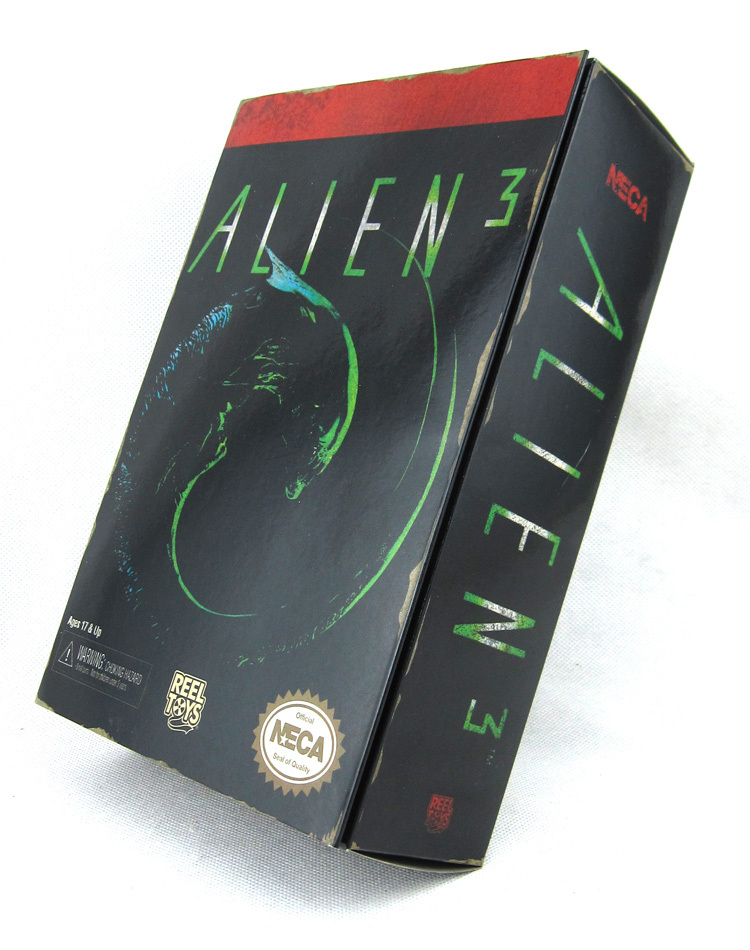 NECA Sci-Fi Horror Movie Alien 3 Dog Alien Video Game Appearance 7 Action Figure Toys