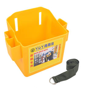 ABS Multi-function Toolbox Home Vehicle Maintenance Hand-held Art Portable Hardware Storage Box Repair Tool Box Case