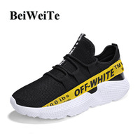 Men's Big Size Sneakers Running Shoes Soft Breathable Non slip Jogging Light Walking Gym Trainers Autumn Outdoor Sport Shoes New