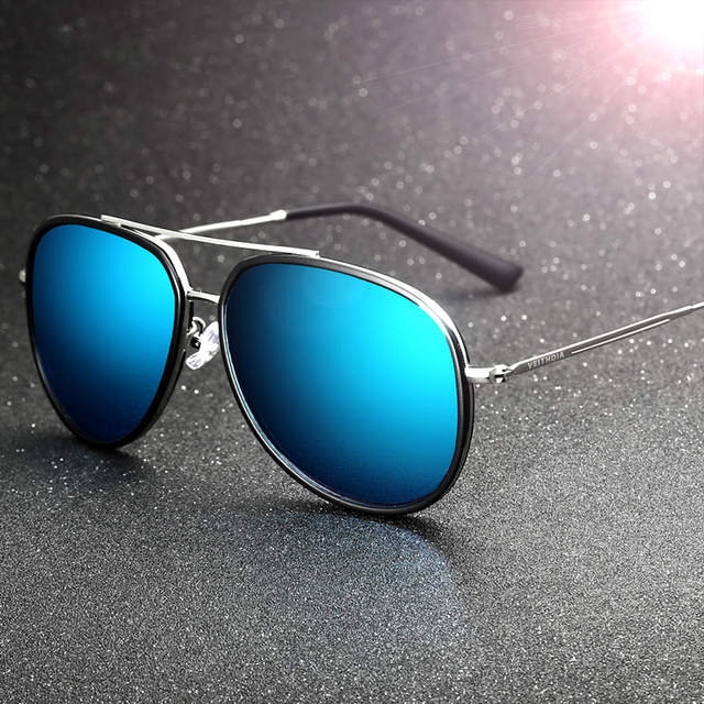 c2e92c1421 HD Vision Aluminum Magnesium Men s Sunglasses Polarized Coating Mirror Sun  Glasses Men Oculos Male Eyewear Accessories