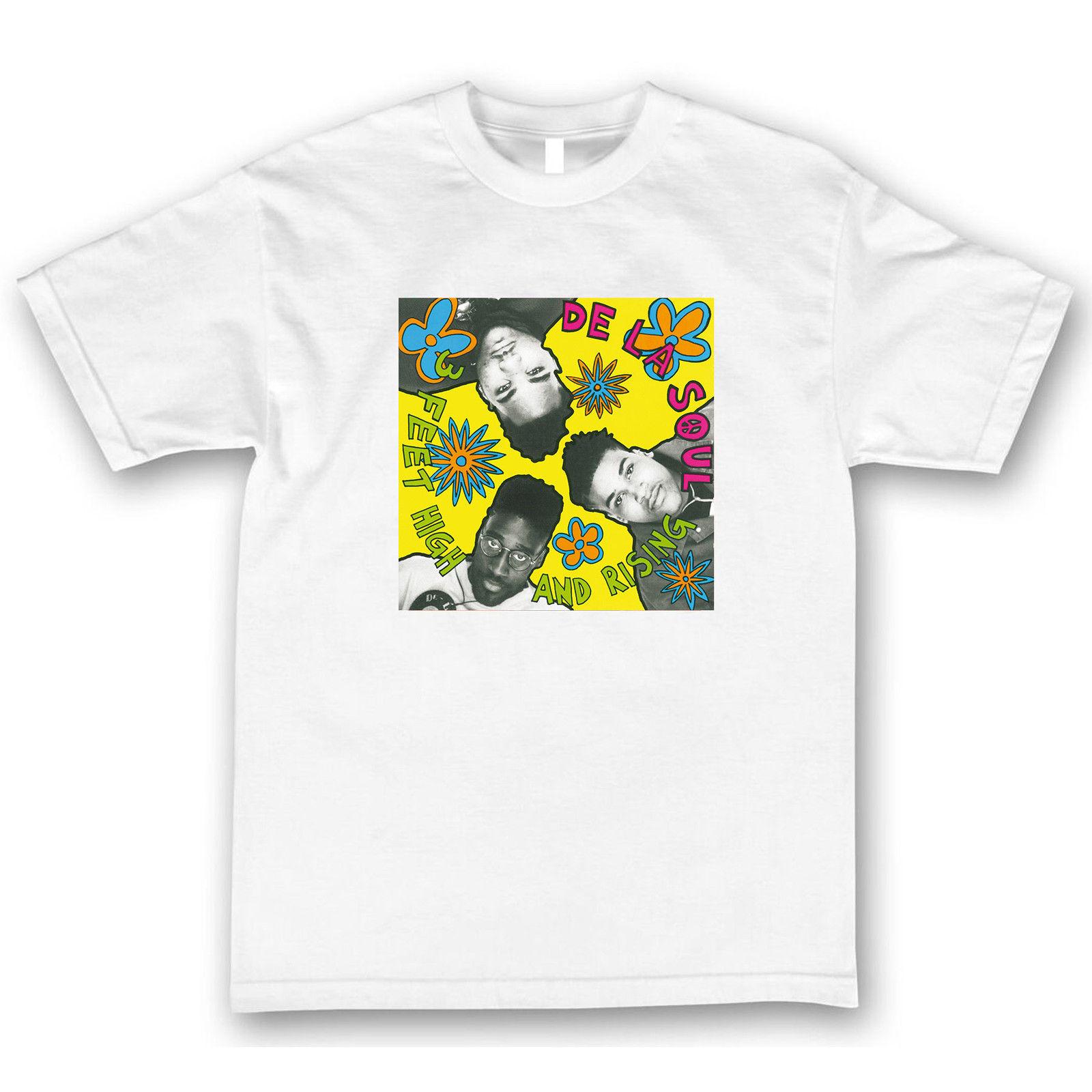 De La Soul 3 Feet High And Rising T Shirt Cd Lp Vinyl