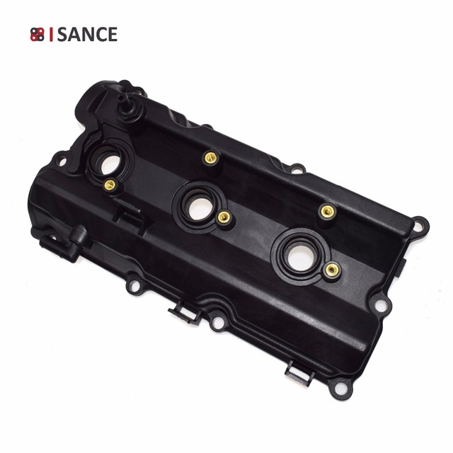 isance right engine valve cover with gasket 13264-am600 for nissan 350z & infiniti  g35 m35 fx35 v6 3 5l vq35de