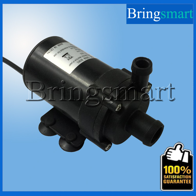 JT-660A Bathing Machine Pump 800L/H 10M Mini Booster Pump 12V 24V DC Brushless Water Pump Submersible Fountain Pump joyo jt 06 mini