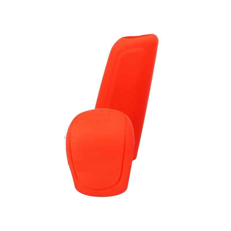 2 шт., автомобильная силиконовая гелевая оболочка рукоятки рычага переключения передач, перчатка для переключения головы, рукоятки рычага КПП, ручной тормоз, рукав авто ручной тормоз, чехлы для Ford