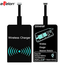 effelon Type C Wireless Charging Receiver Qi Wireless Charger Receiver Chip for huawei p10