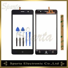 Touch Panel For Doogee X10 X 10 Touch Screen Digitizer Glass +3M Sticker+Tools